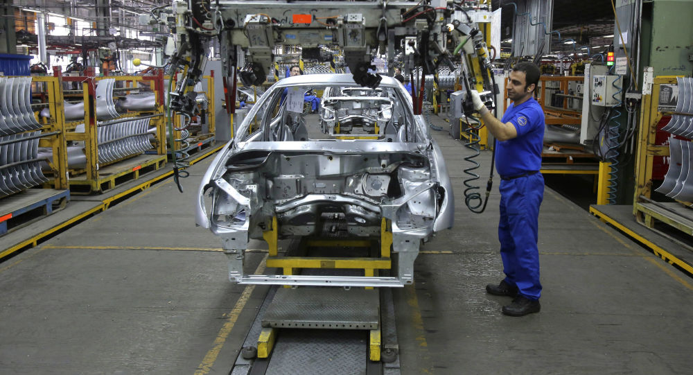 دستاوردهای پویش ملی داخلیسازی قطعات خودرو