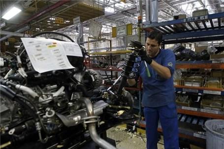 صرفهجویی ۳۴۱میلیون یورویی با داخلیسازی قطعات خودرو