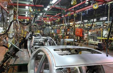 مجموعه سازی در تولید قطعه نقشی در کاهش قیمت خودرو ندارد